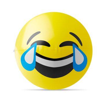 Wasserball emoji smiley zum bedrucken