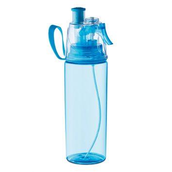 Trinkflasche mit Spraydüse