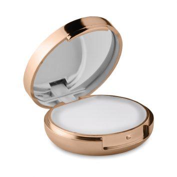 Lippenbalsam mit Makeup Spiegel