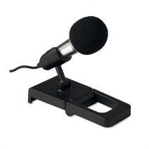 MO9066_14C-Mini-Mikrofon-schwarz-guenstig-bedruckbar-bedrucken-Logodruck-Werbegeschenk-Werbeartikel-Rosenheim-Muenchen-Deutschland