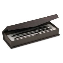 MO9127_01C_kugelschreiber-tintenroller-geschenkbox-braun-bedrucken-Logodruck-Werbegeschenk-Werbeartikel-Rosenheim-Muenchen-Deutschland