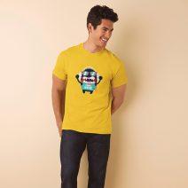 GI5000_1-T-Shirt-gelb-Werbelogo-Vorderseite-vorn-gelb-Muenchen-Rosenheim-Werbeartikel-bedrucken-bedruckbar.jpg