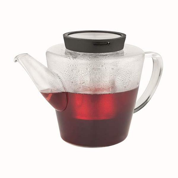 Teekaraffe mit Sieb als Werbeartikel bedruckbar