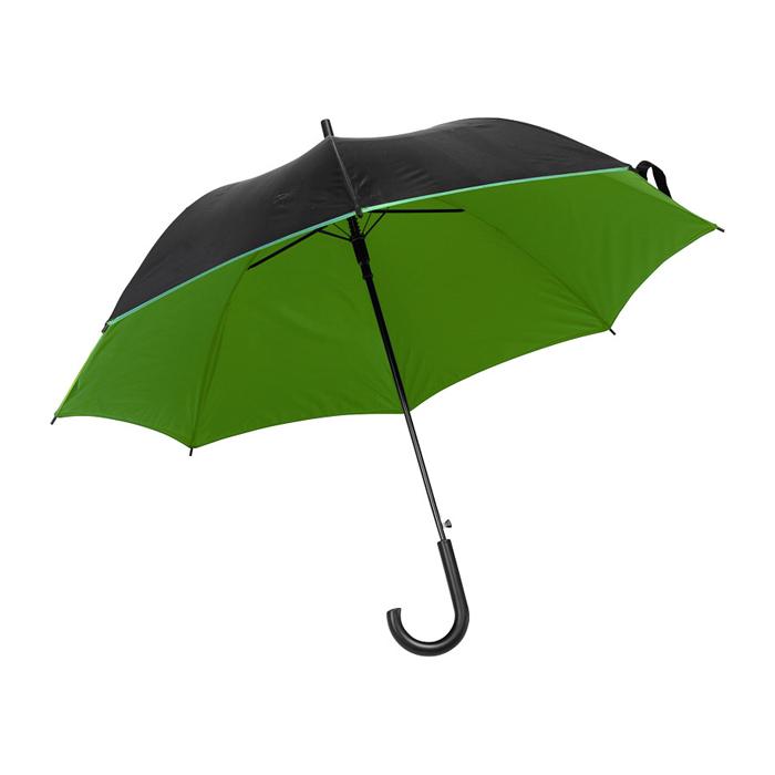 Automatik-Regenschirm (bedruckbar)