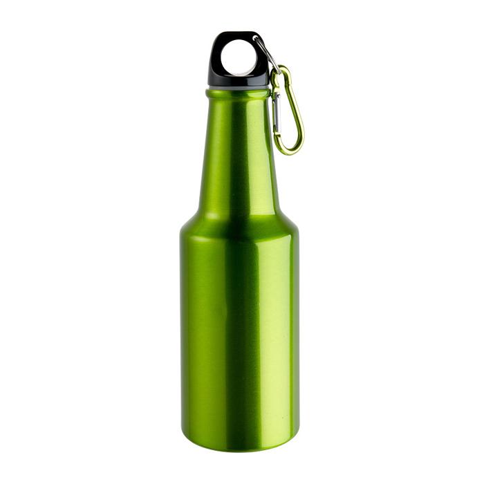 Edelstahl Trinkflasche (bedrucken als Werbeartikel)