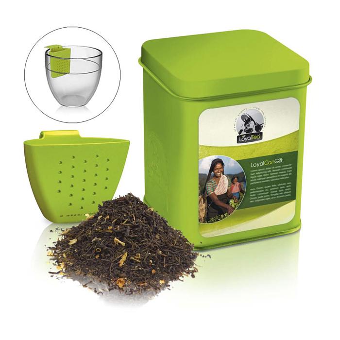 Tee-Dose-Tee-Sieb (bedruckbar)