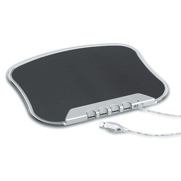 Mousepad mit USB Hubs (bedruckbar)