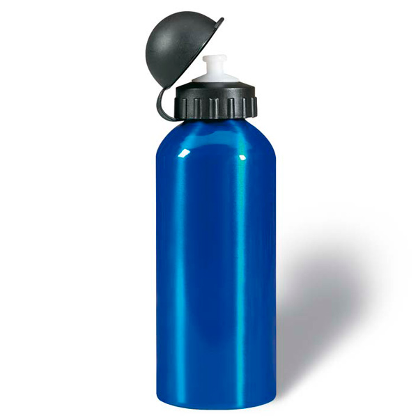 Trinkflasche Aluminium (bedruckbar)