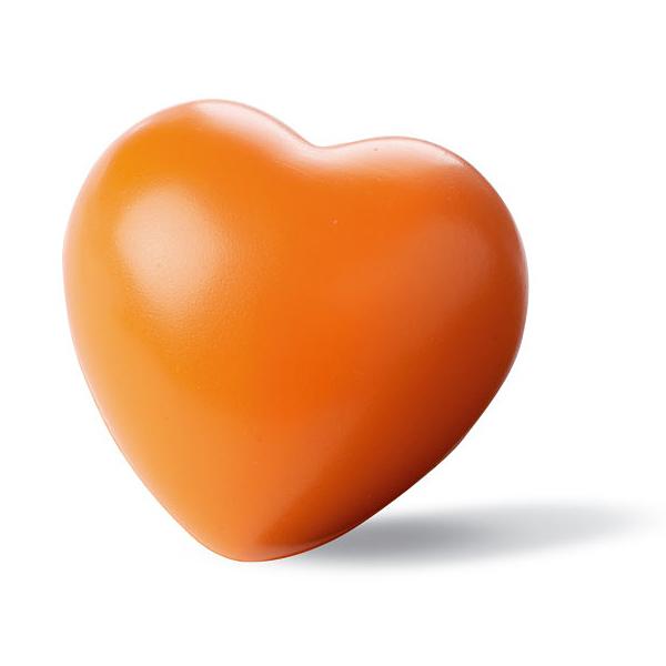 Herz-Anti-Stressball (bedruckbar)