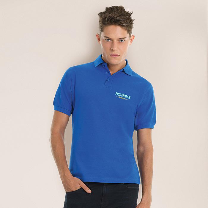 Polo Shirt als Werbeartikel zum individuellen Bedrucken mit Logo