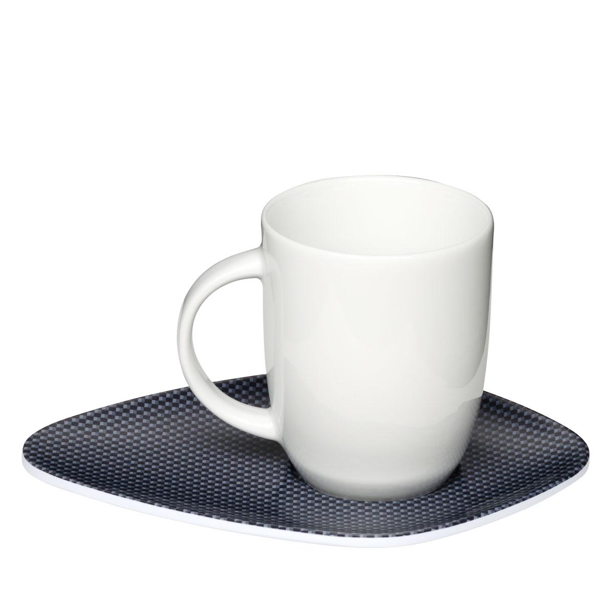 Melamin Untertasse für verschiedene Kaffeebecher