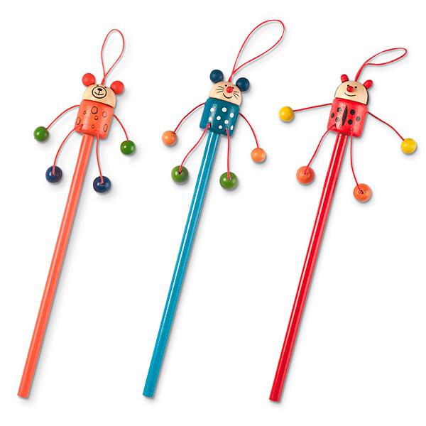 Kinder-Bleistift (bedruckbar)