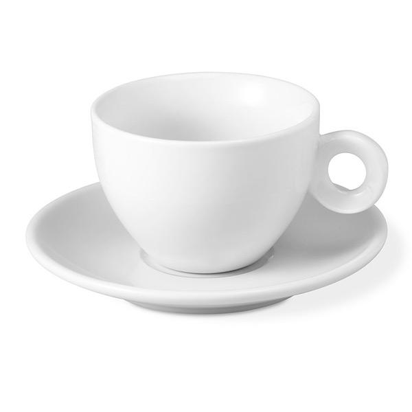Cappuccino Tassen Set als Werbegeschenk zum Bedrucken