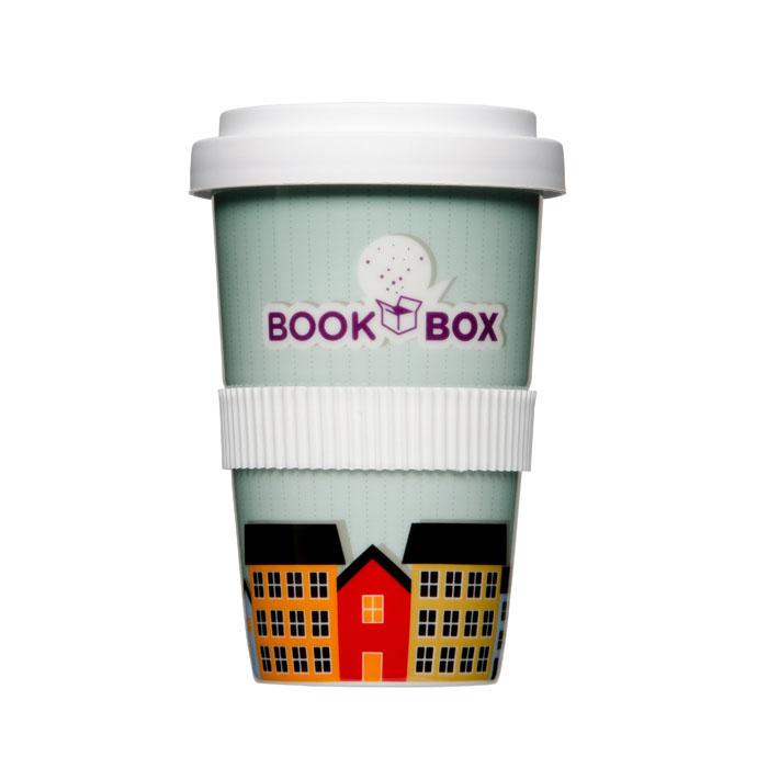 Coffee togo als Werbemittel 4-farbig bedruckt