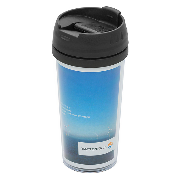 Coffeetogo 0,45l Kunststoff Thermobecher
