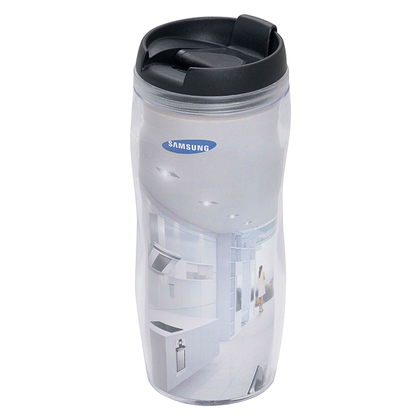 Coffeetogo Kunststoff Thermobecher 0,35l