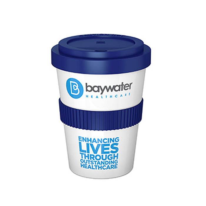 Coffee2go Becher 350ml als Werbeartikel bedruckt