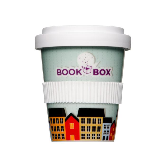 Coffee2go als Werbemittel 4-farbig bedruckt