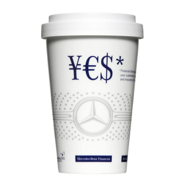 Coffee-to-go Werbegeschenk individuell bedrucken