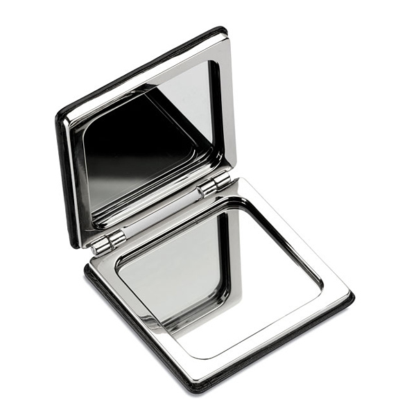 Hand-Spiegel (bedruckbar als Werbegeschenk)