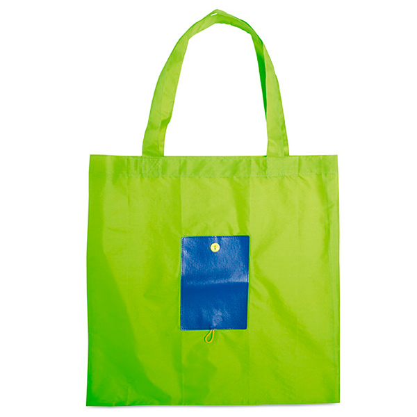 Faltbare Einkaufstasche bedrucken als Werbegeschenk