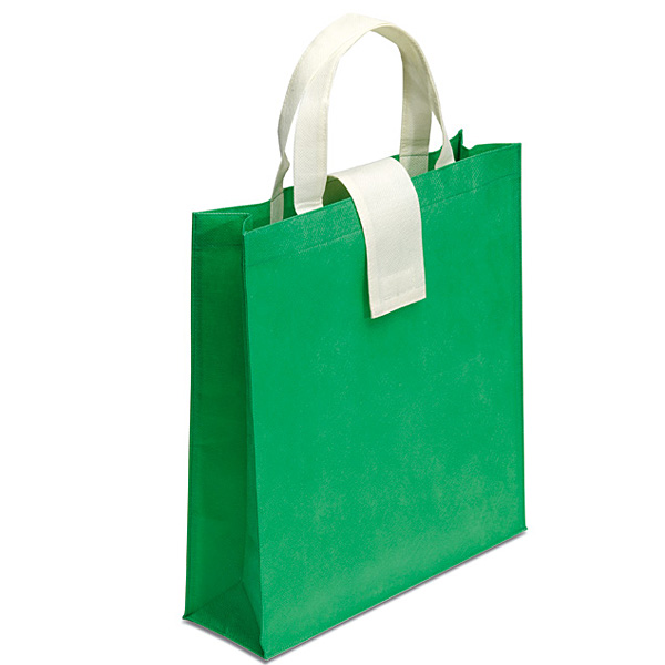 Faltbare Non Woven Einkaufstasche (bedruckbar)