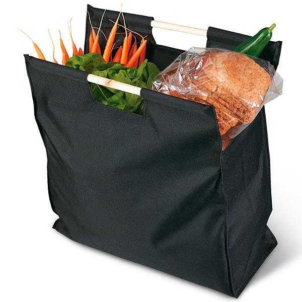 Elegante Einkaufstasche zum falten (bedruckbar)