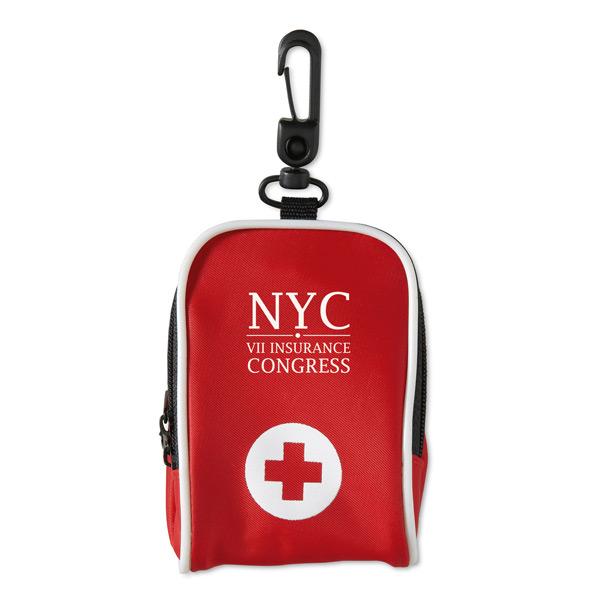 Erste Hilfe Set als Rucksack als Werbemittel