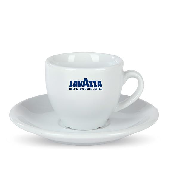 Espressotasse 0,08l mit Logo bedrucken