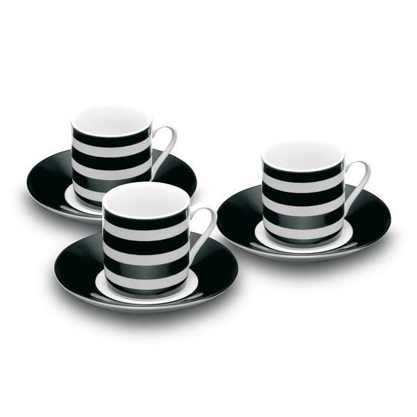 Espressotassen-Set (bedruckbar als Werbegeschenk)