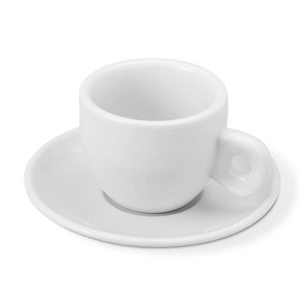 Expresso Tassen Set aus Porzellan als Werbegeschenk