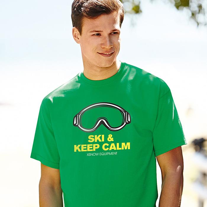 Value Weight T-Shirt als Werbegeschenk (individuell mit Logo)