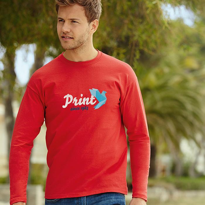 T-Shirt (Werbeprodukt mit individuellem Logo)