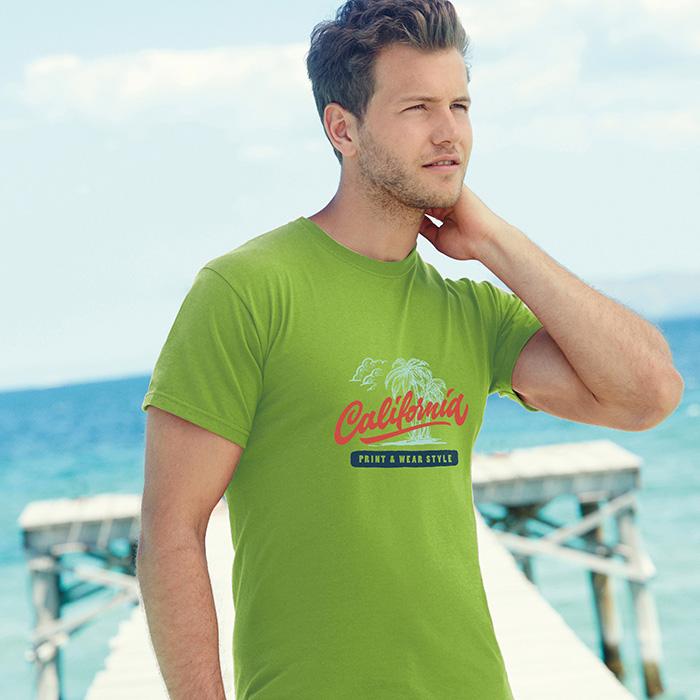T-Shirt (Werbeartikel mit individuellem Logo)