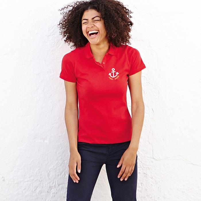 Polo Shirt bedruckbar mit Ihrem Logo als Werbeartikel
