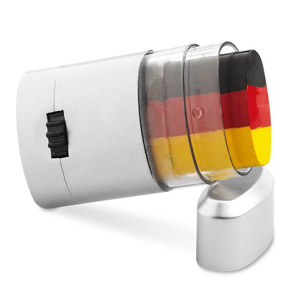 Fan Schminke / Schmink-Stift zum Bedrucken als Werbegeschenk
