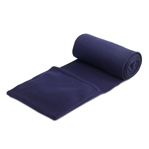 Fleece Schal (zum bedrucken)