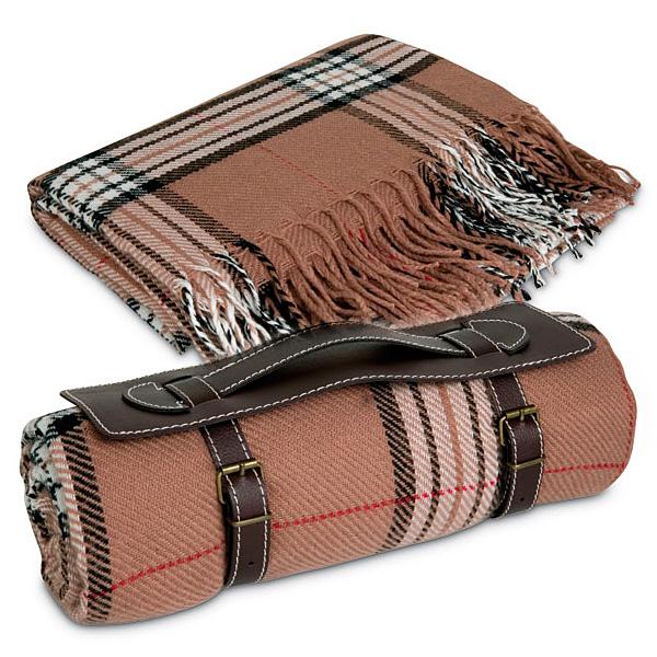 Picknickdecke Fleece (bedruckbar)