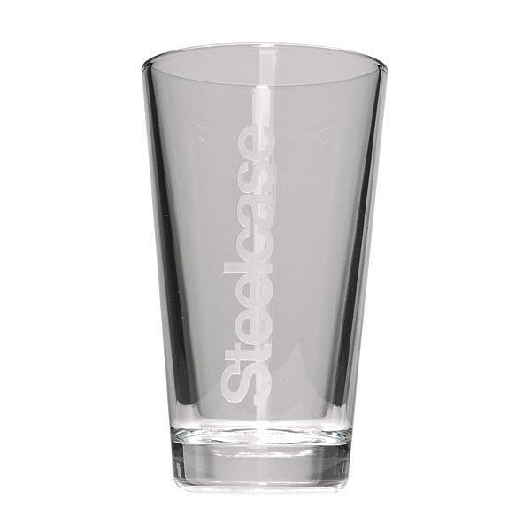 Glas 0,40l (mit Logo Gravur, Werbeartikel)