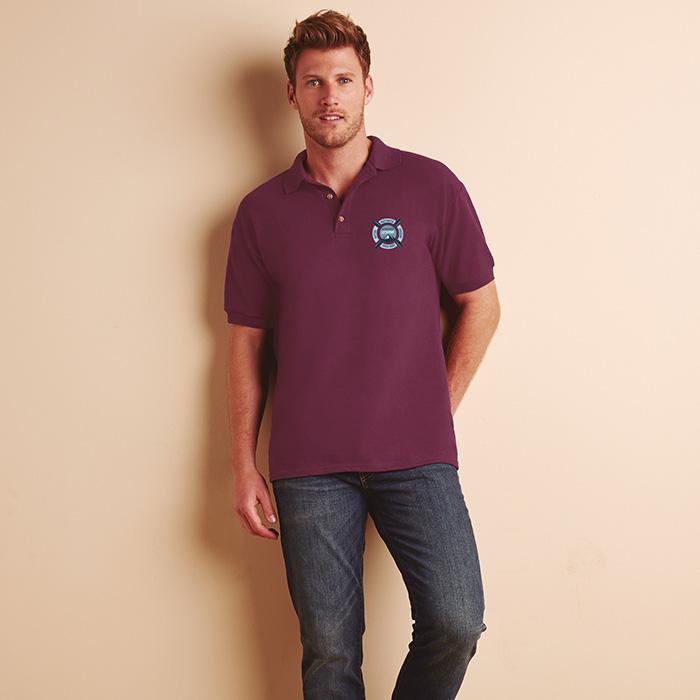 Polo-Shirt individuell bedruckbar als Werbeartikel