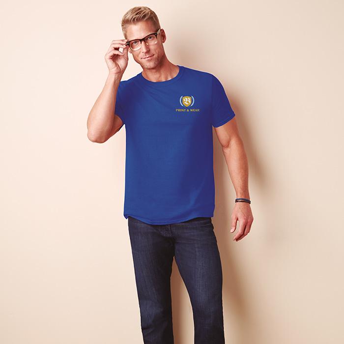 T-Shirt (individuell mit Logo bedruckbar als Werbeprodukt)