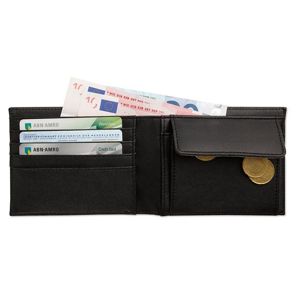 Geldbörse als Werbeartikel zum Bedrucken