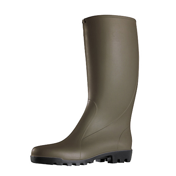 Gummistiefel Premium kaki – braun (Werbeartikel)
