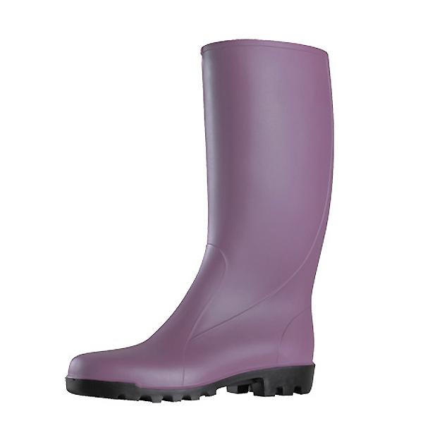Gummistiefel Premium violett (zum Bedrucken)