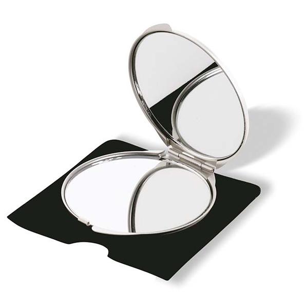 Handtaschen-Spiegel (bedruckbar als Werbegeschenk)