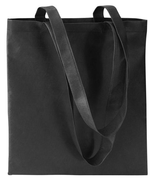Einkaufstasche aus Vliesstoff – bedruckbar mit einem Werbelogo