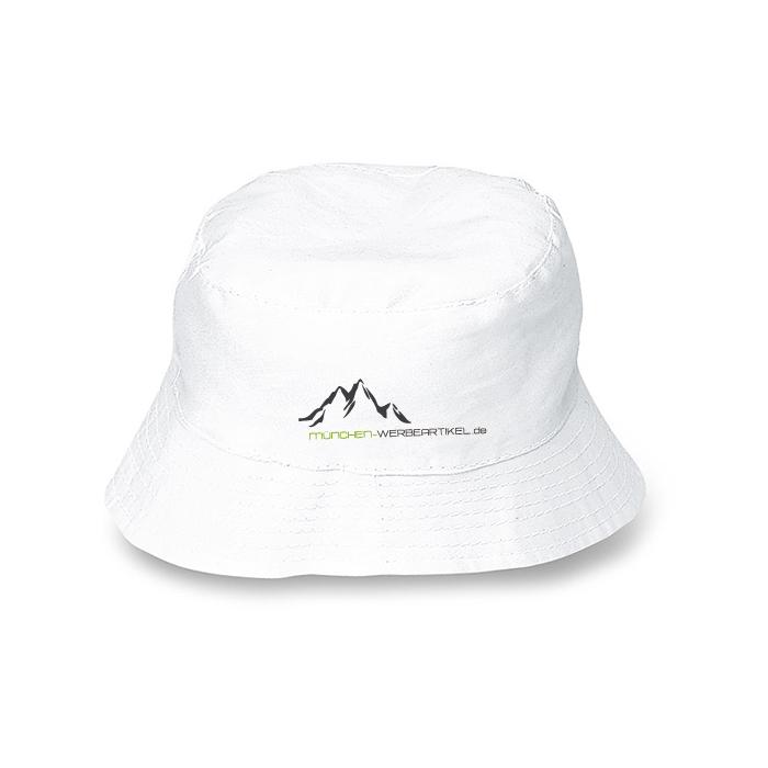 Sonnen-Hut als Werbeartikel (bedruckbar)
