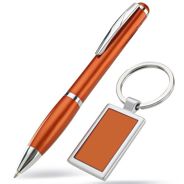 Kugelschreiber Geschenk-Set (bedruckbar)