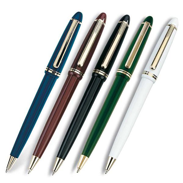 Kugelschreiber in klassischer Form (bedruckbar als Werbemittel)