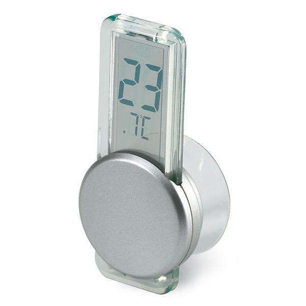 LCD-Thermometer (bedruckbar)
